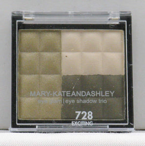 Mary-Kate and Ashley Eye Glam Eye Shadow Trio - Exciting #728