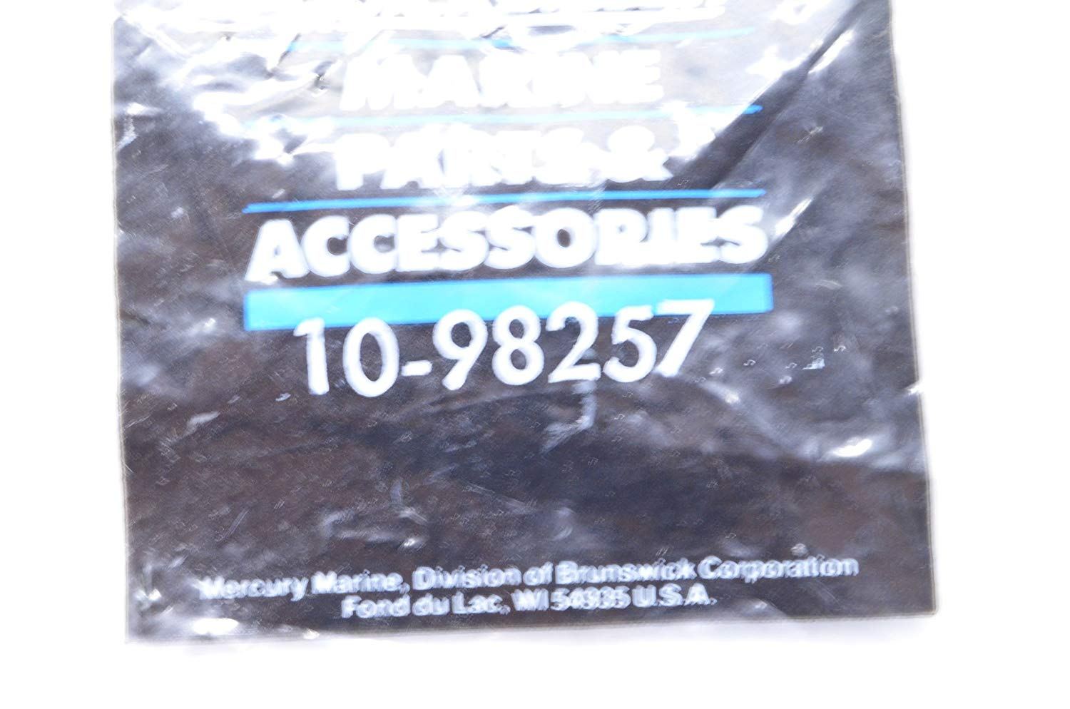 Mercury Marine/Mercruiser New OEM Screw, 10-98257