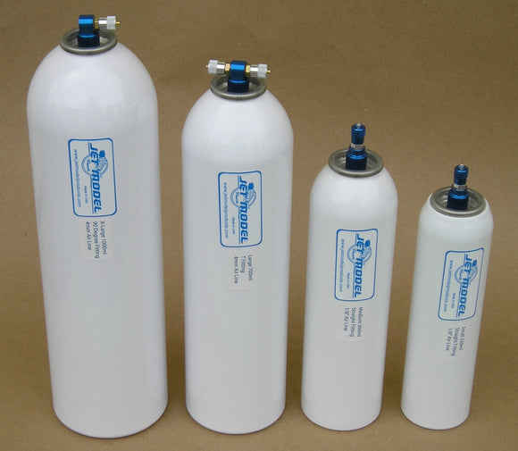 JMP's Professional Series Air Tanks