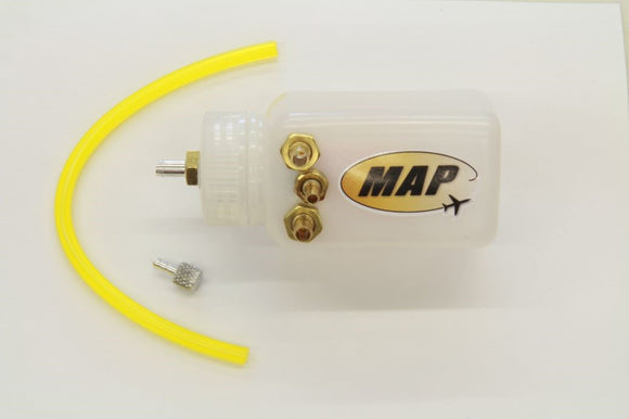 MAP DUAL Hi-Flow Air Trap 6 oz - NEW DESIGN!