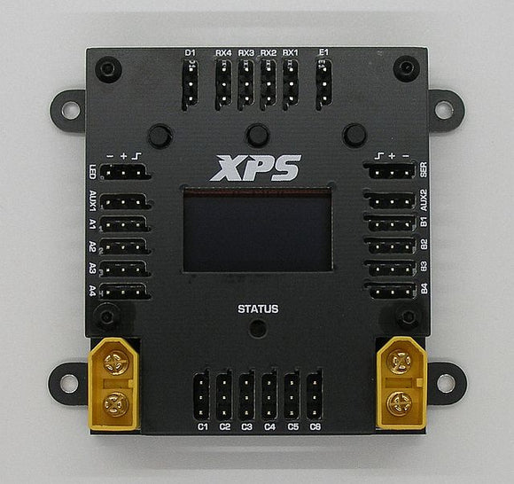 X16 Integrated Flight Control System