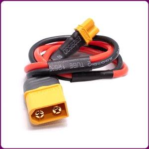 ECU battery Cable 30cm MR30 Connector
