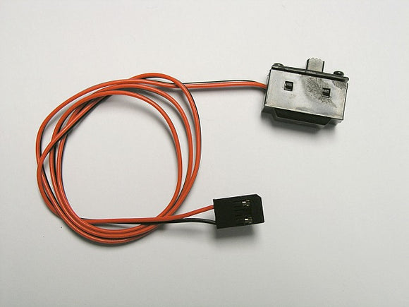 External slide switch for X24