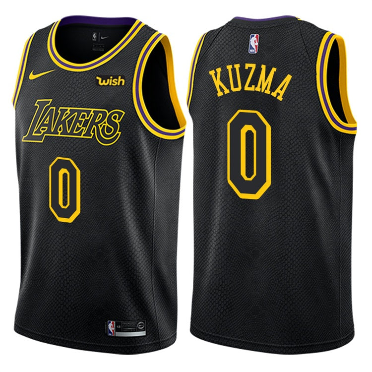 dbaf92ff39a Lakers Nike Black Alternate Jersey – Sporty Saver