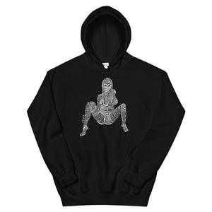 """ 1/7 Deadly sins "" Front and back Print Dark Unisex Hoodie"