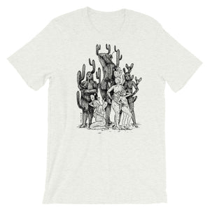 """ All Shapes And Forms "" Short-Sleeve Unisex T-Shirt"