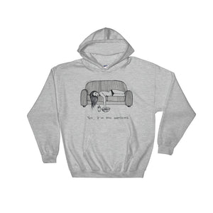 """ Netflix "" Hooded Sweatshirt"