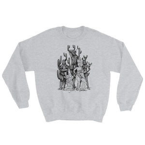 """ All Shapes And Forms ""  Unisex Sweatshirt"