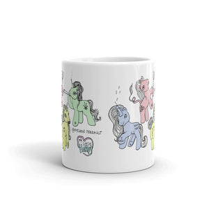 """ My Little Horny ""  Mug"