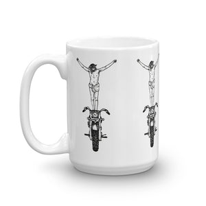 """ Indian Larry ""  Mug"