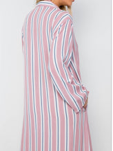 Load image into Gallery viewer, Candi Button Down Maxi Dress