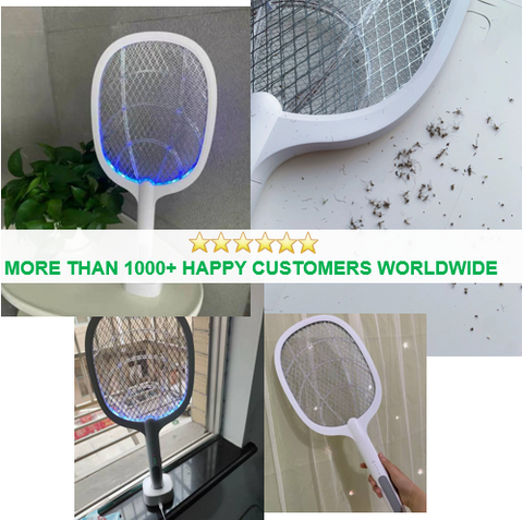 Racket - Mosquito Killer Racket