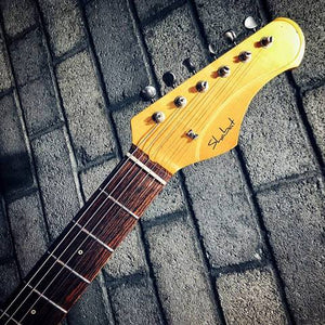 Shabat Guitars - Lion DX #071