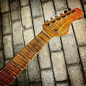 Shabat Guitars - Lynx Custom #030
