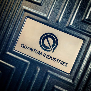 QUANTUM INDUSTRIES - GTX01 PRO TOURING GUITAR CASE