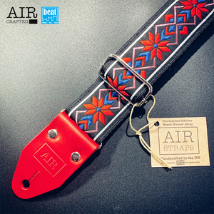 "Air Straps - The Limited Edition ""Black Widow"" Strap"