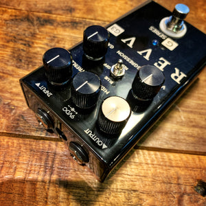 REVV Amplification - G3 Pedal Blackout Edition [Limited]