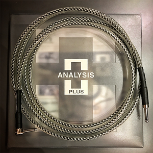 Analysis Plus - Johnny Hiland Signature Instrment Cable (12ft)