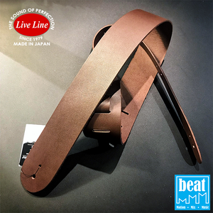Live Line Standard Style Leather Straps - Chocolate [LM2800CHO]
