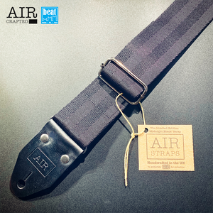Air Straps - The Limited Edition 'Midnight Black' Strap