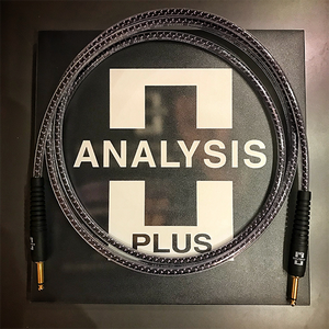 Analysis Plus - Pro Oval Studio with OVERMOLD Gold Plug (10ft)