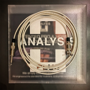 Analysis Plus - Silver Oval Thin (10ft)