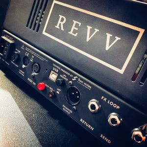 REVV Amplification - D20 Lunchbox Amp