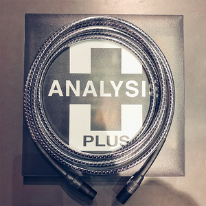 Analysis Plus - Pro Oval Studio Mic (10ft)