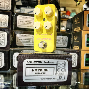 Valeton - KATFISH Auto Wah [DISPLAY UNIT]