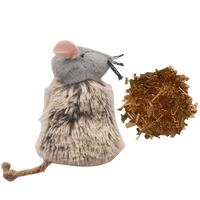 Refillable Catnip Alternative Blend Mouse Toy
