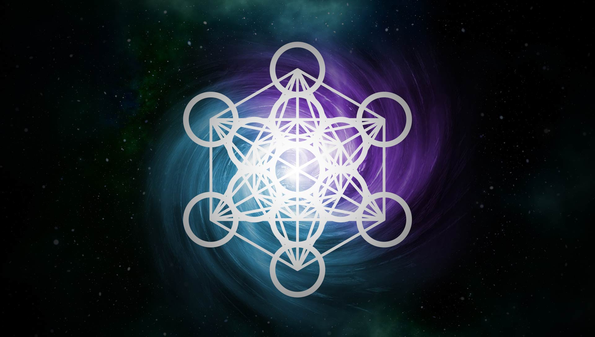 Sacred Geometry 101: An Introduction To Metatron's Cube