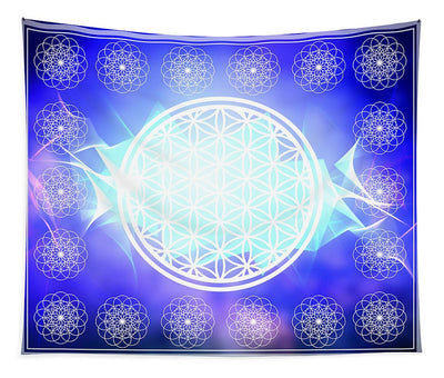 Flower Of Life - Wall Tapestry