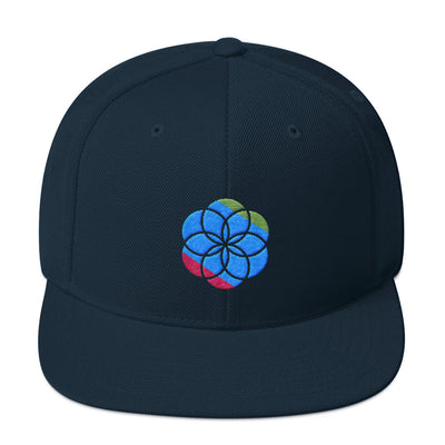 Seed of Life Snapback Hat