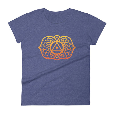 Third Eye Chakra Women's short sleeve t-shirt