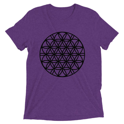 Flower of Life Short sleeve t-shirt