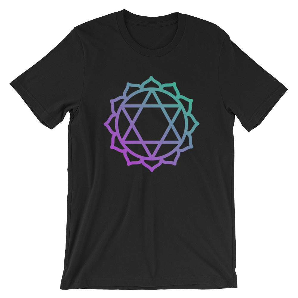 Heart Chakra Short-Sleeve Unisex T-Shirt