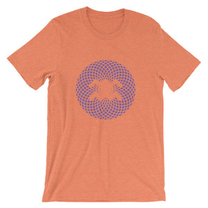 Aquarius Zodiac Short-Sleeve Unisex T-Shirt