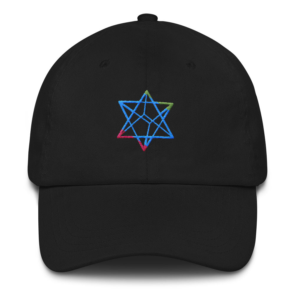 Merkabah Dad hat