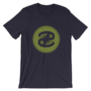 Cancer Zodiac Short-Sleeve Unisex T-Shirt
