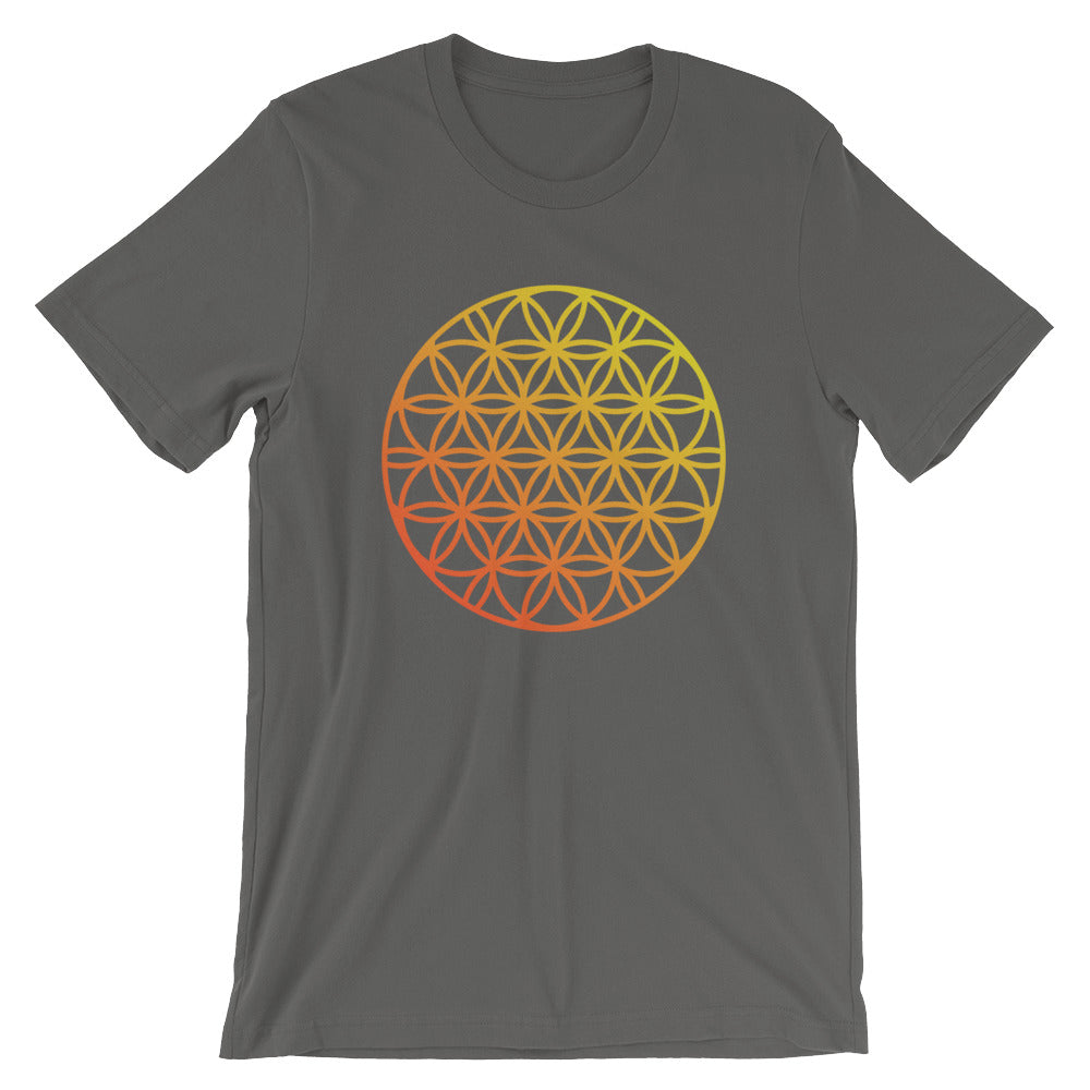 Flower of Life Short-Sleeve Unisex T-Shirt
