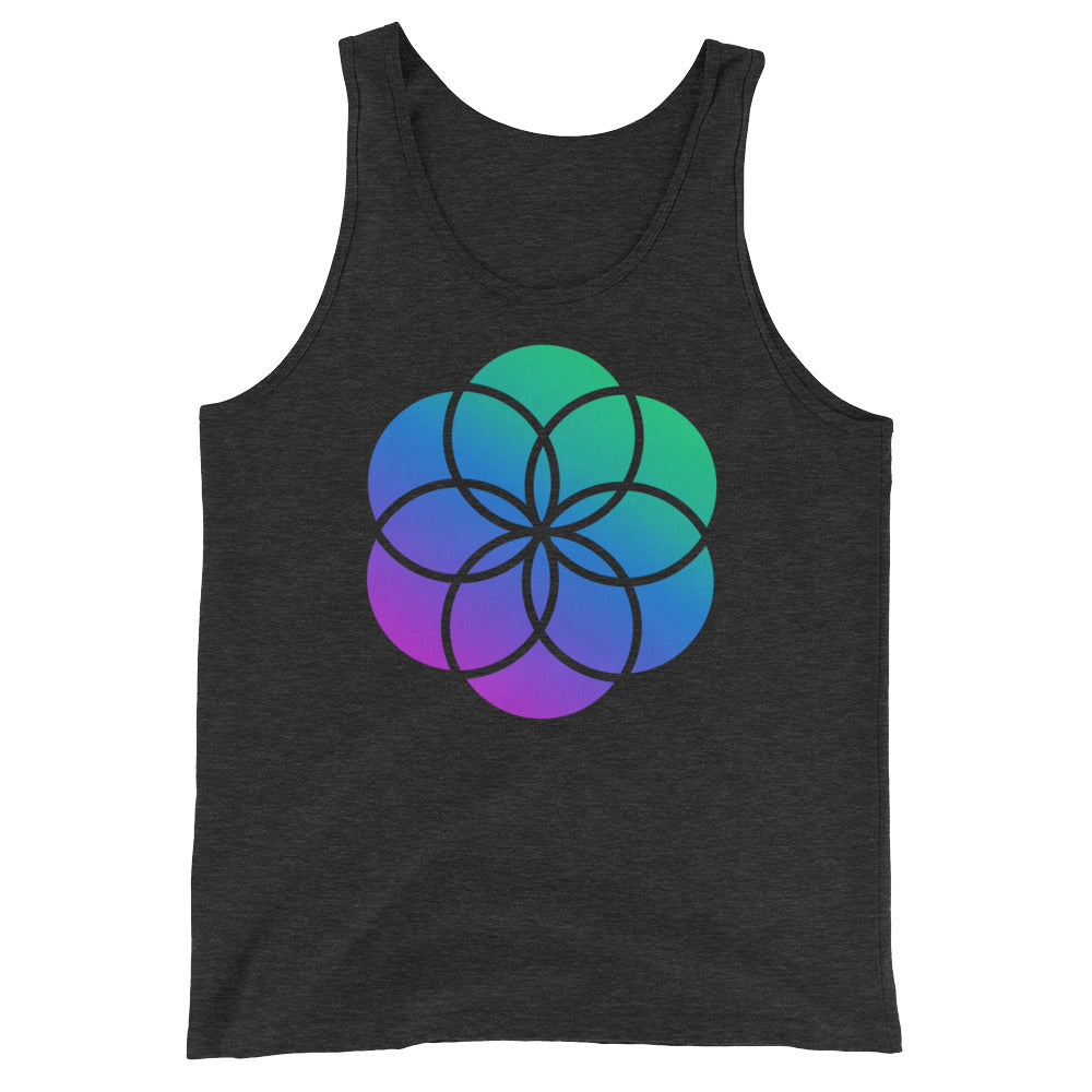 Seed of Life Unisex Tank Top