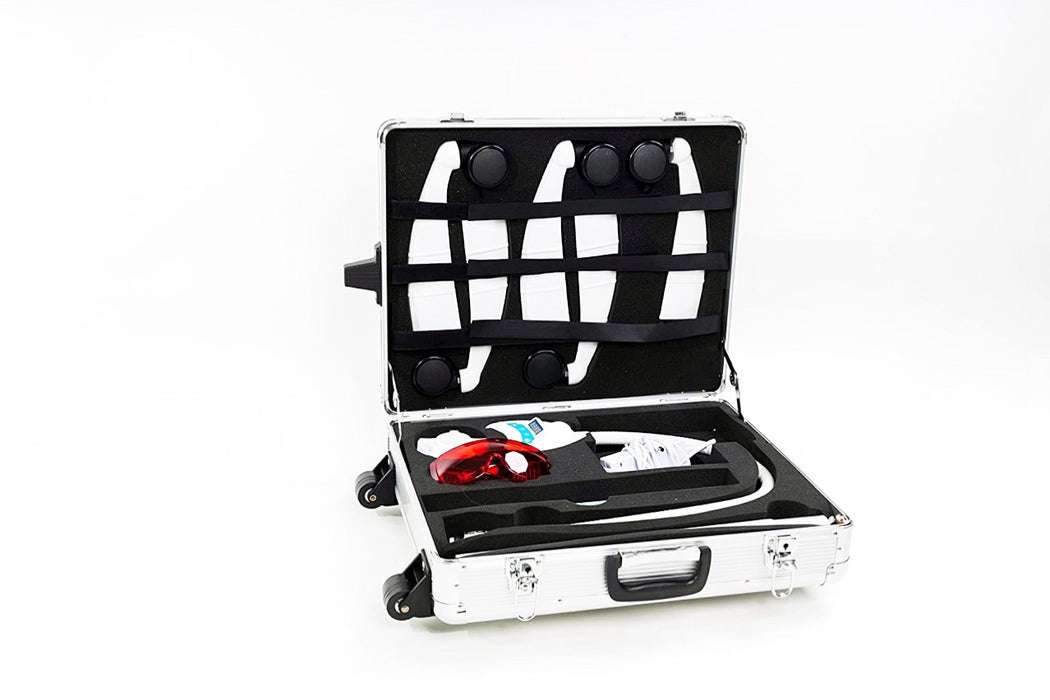 Pro$ Mobile Teeth Whitening Lamp with Travel Case