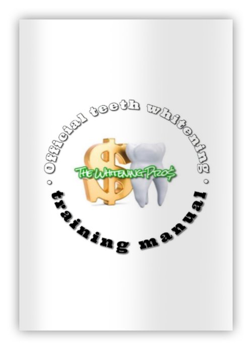 Teeth Whitening Business Training Manual