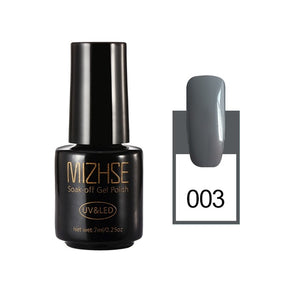 MIZHSE 7ML Color Gel Nail Polish Nail Gel Polish Art Series Color UV LED Acrylic for Gel Varnish Gelpolish Shilak Semi Permanent