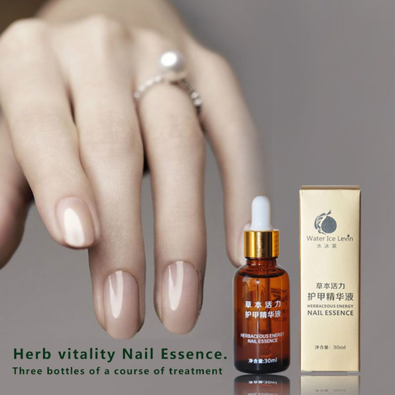 Nail Care Essence Liquid Cuticle Oil Anti Fungal Infection Finger Toe Nail Essence Liquid Nourishment Oil 30ML