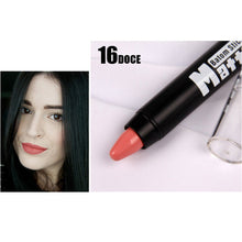 MISS ROSE brand matte lipstick red velvet batom Waterproof Long-lasting lip gloss matte Crayon kilie cosmetics lips makeup