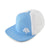 Alpha Prime Fitted Hat - 101FM-Light Blue/White