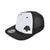 Alpha Prime Fitted Hat - 101FM-Black/White