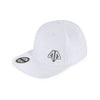 Alpha Prime Fitted Hat - 201SF-White