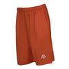 Alpha Prime Microfiber Shorts - Orange